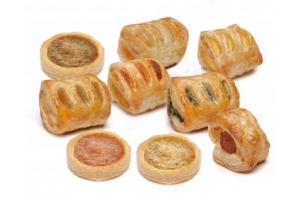 Mignon Puff Pastry Appetizer 9 Flavors