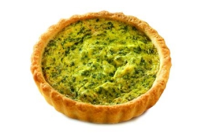 Shortcrust Pastry Quiche